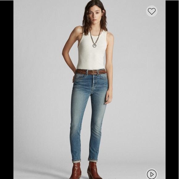 Ralph Lauren Denim - Ralph Lauren straight denim jeans